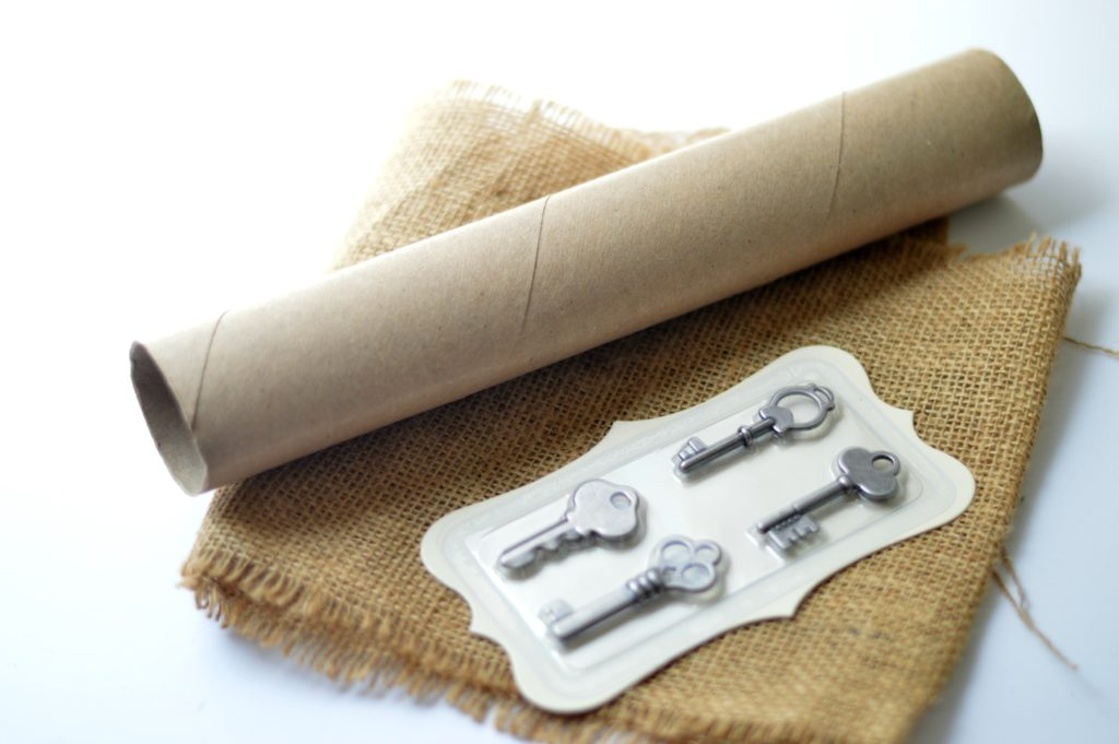 Diy Burlap Napkin Rings Love Inspired Details