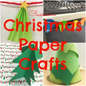 see new things around the classroom for the holidays i always try and add something new this year my challenge was to create some festive cheer with - Christmas Classroom Decorations